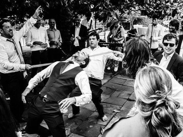 La boda de Leslie y David en Oiartzun, Guipúzcoa 23