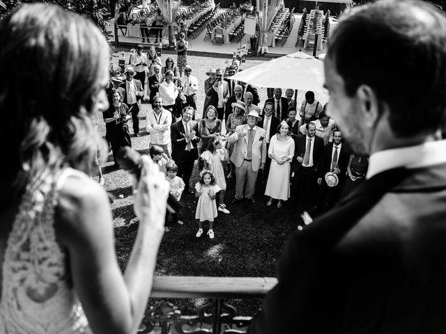 La boda de Leslie y David en Oiartzun, Guipúzcoa 28