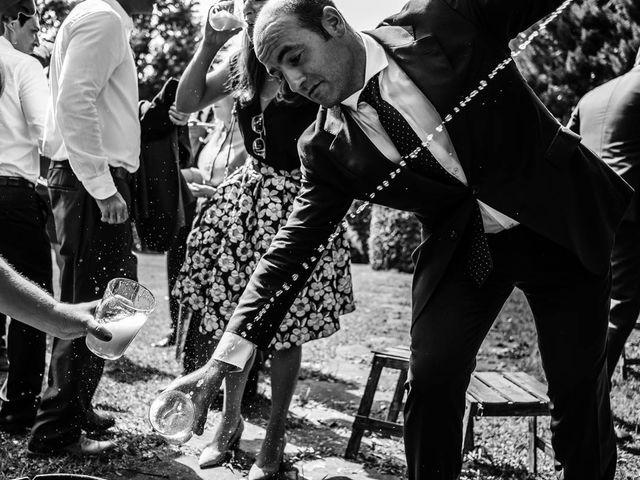 La boda de Leslie y David en Oiartzun, Guipúzcoa 29