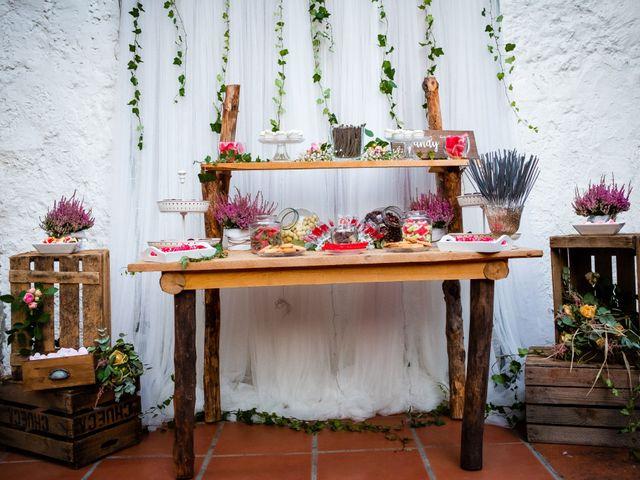 La boda de Leslie y David en Oiartzun, Guipúzcoa 36