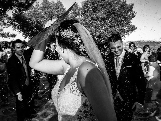 La boda de Jorge y Gema en Ciudad Real, Ciudad Real 24