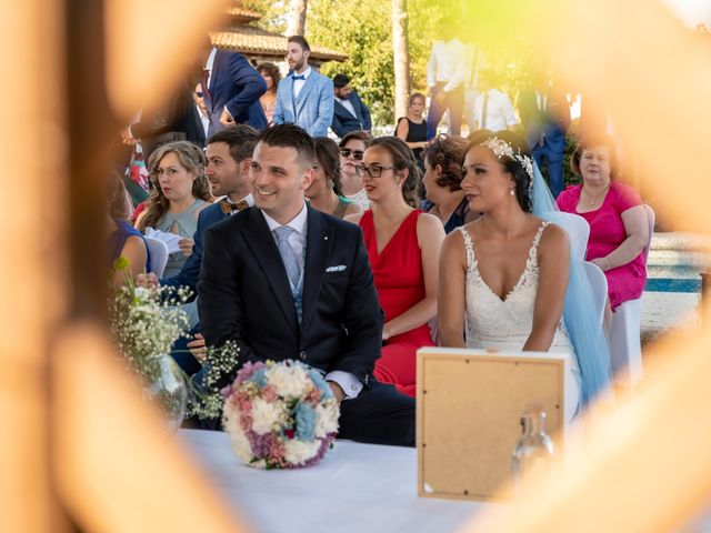 La boda de Jorge y Gema en Ciudad Real, Ciudad Real 45