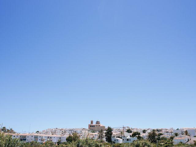 La boda de Rob y Siobhán en Altea, Alicante 2
