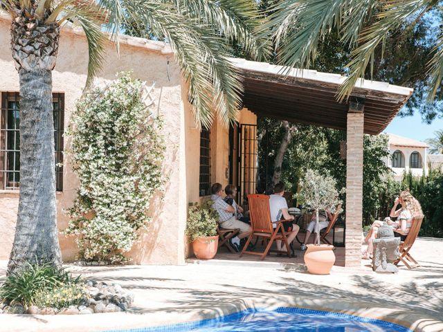 La boda de Rob y Siobhán en Altea, Alicante 8