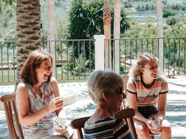 La boda de Rob y Siobhán en Altea, Alicante 10