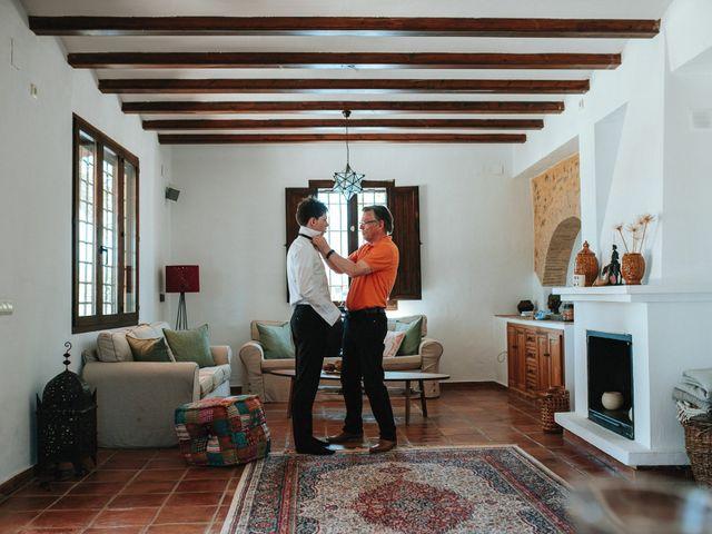 La boda de Rob y Siobhán en Altea, Alicante 17