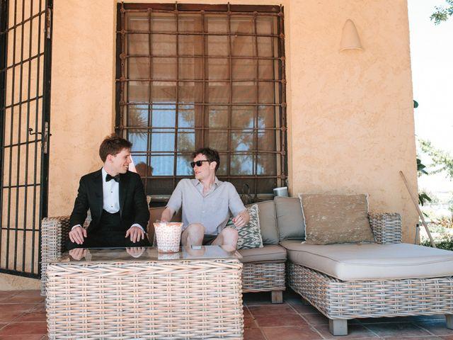 La boda de Rob y Siobhán en Altea, Alicante 23