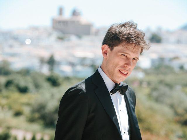 La boda de Rob y Siobhán en Altea, Alicante 27
