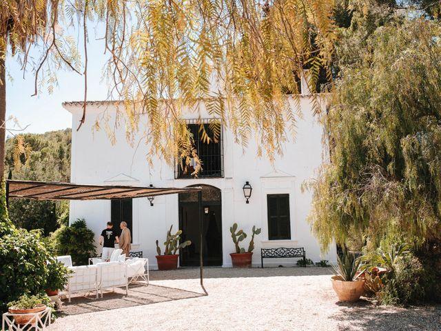 La boda de Rob y Siobhán en Altea, Alicante 33