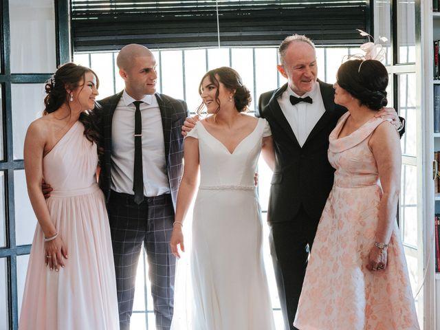 La boda de Rob y Siobhán en Altea, Alicante 56
