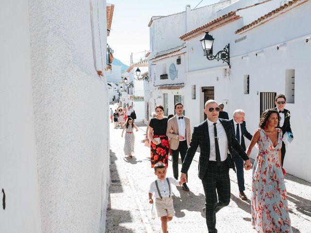 La boda de Rob y Siobhán en Altea, Alicante 65