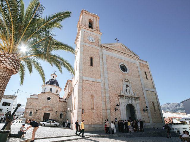 La boda de Rob y Siobhán en Altea, Alicante 69
