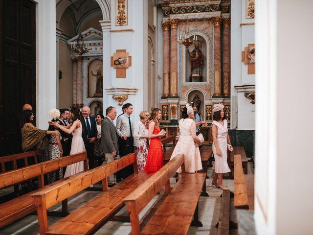 La boda de Rob y Siobhán en Altea, Alicante 71