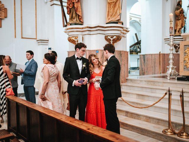 La boda de Rob y Siobhán en Altea, Alicante 72