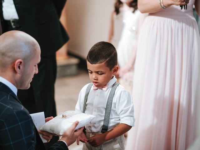 La boda de Rob y Siobhán en Altea, Alicante 75