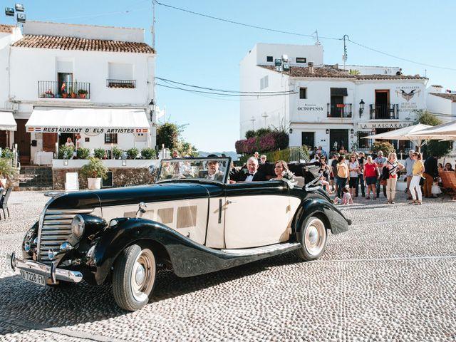 La boda de Rob y Siobhán en Altea, Alicante 76