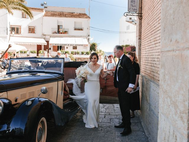 La boda de Rob y Siobhán en Altea, Alicante 77