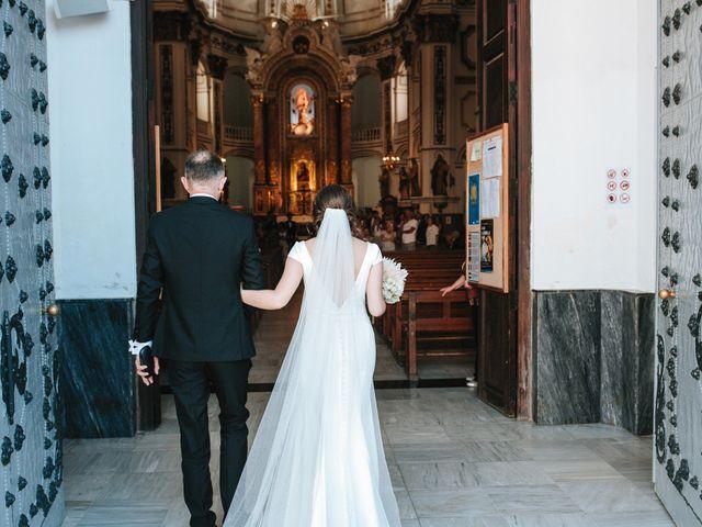 La boda de Rob y Siobhán en Altea, Alicante 78