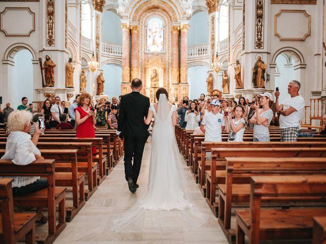 La boda de Rob y Siobhán en Altea, Alicante 79