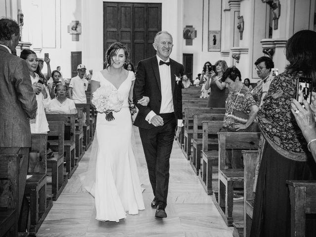 La boda de Rob y Siobhán en Altea, Alicante 80