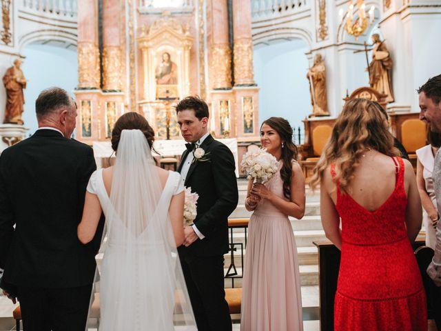 La boda de Rob y Siobhán en Altea, Alicante 81