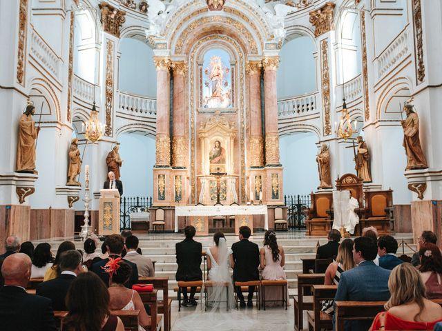 La boda de Rob y Siobhán en Altea, Alicante 84