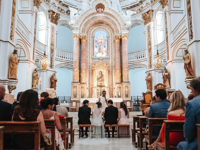 La boda de Rob y Siobhán en Altea, Alicante 85