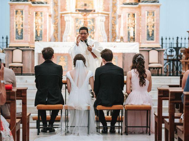 La boda de Rob y Siobhán en Altea, Alicante 88