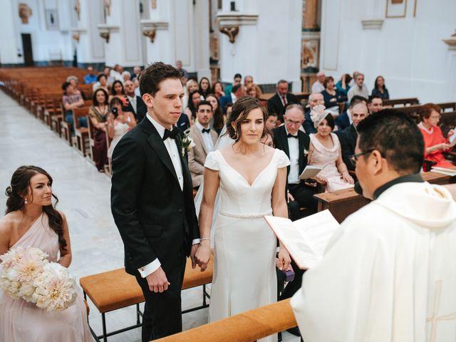 La boda de Rob y Siobhán en Altea, Alicante 89