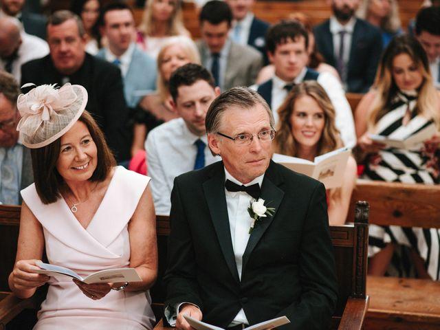 La boda de Rob y Siobhán en Altea, Alicante 90