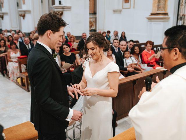 La boda de Rob y Siobhán en Altea, Alicante 92