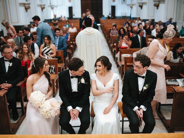 La boda de Rob y Siobhán en Altea, Alicante 94