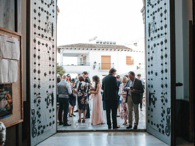 La boda de Rob y Siobhán en Altea, Alicante 97