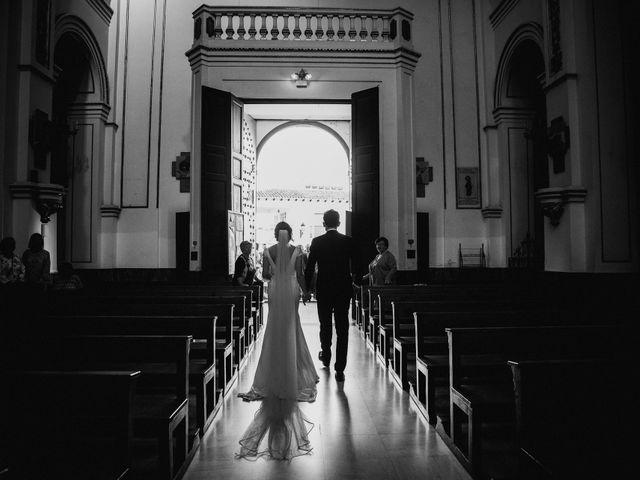 La boda de Rob y Siobhán en Altea, Alicante 99
