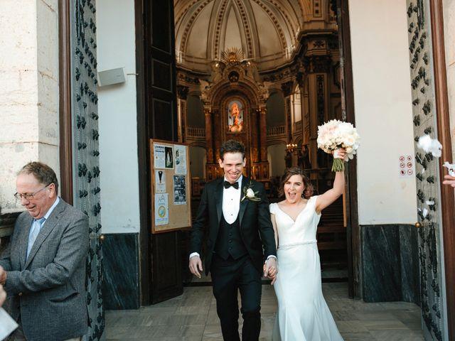 La boda de Rob y Siobhán en Altea, Alicante 100