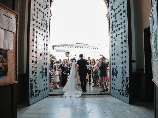 La boda de Rob y Siobhán en Altea, Alicante 101
