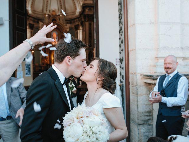 La boda de Rob y Siobhán en Altea, Alicante 103