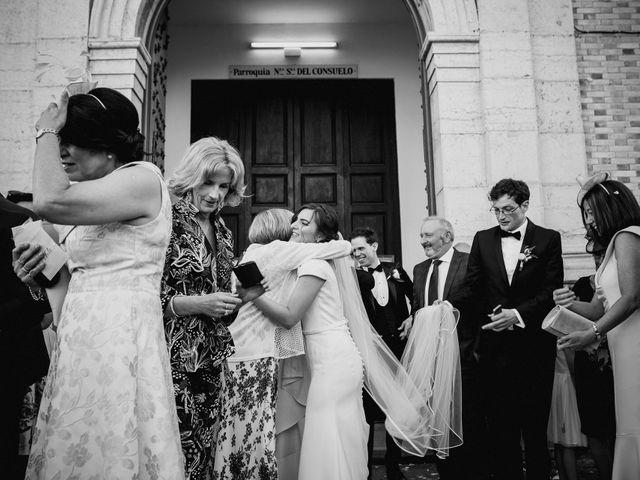 La boda de Rob y Siobhán en Altea, Alicante 105