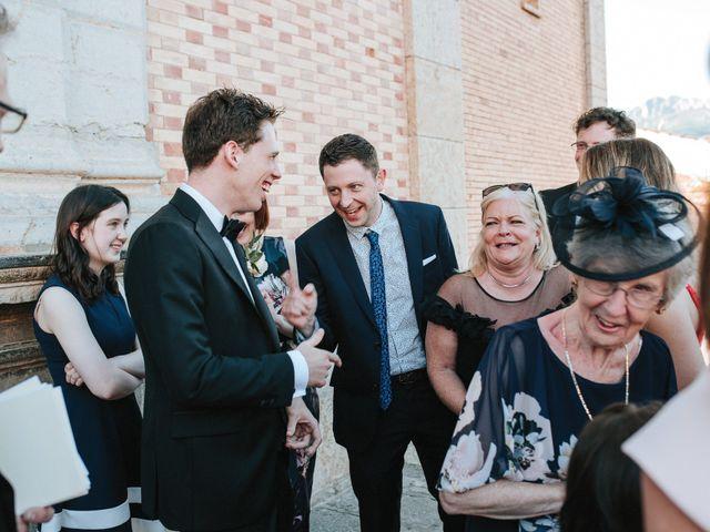 La boda de Rob y Siobhán en Altea, Alicante 106