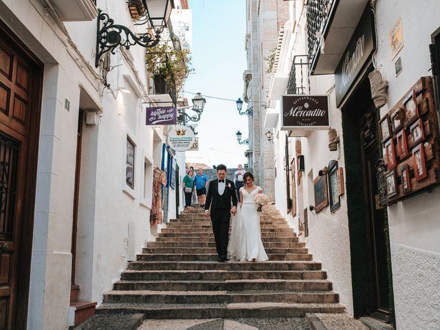 La boda de Rob y Siobhán en Altea, Alicante 109