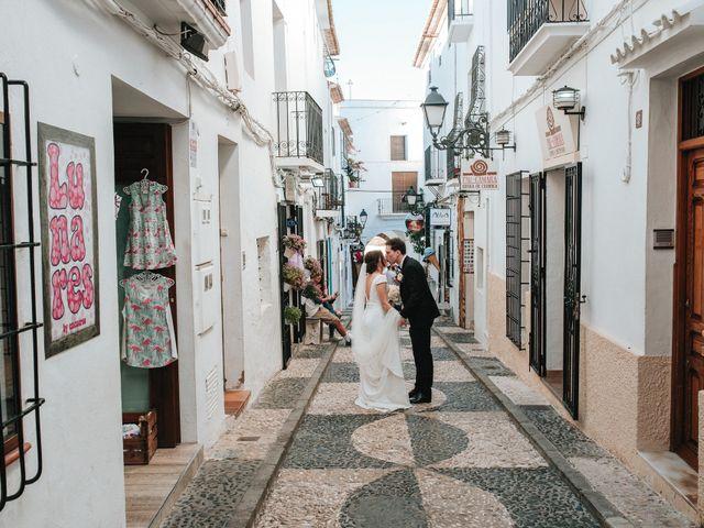 La boda de Rob y Siobhán en Altea, Alicante 110