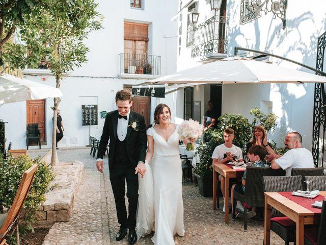 La boda de Rob y Siobhán en Altea, Alicante 111