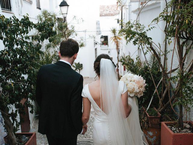 La boda de Rob y Siobhán en Altea, Alicante 112