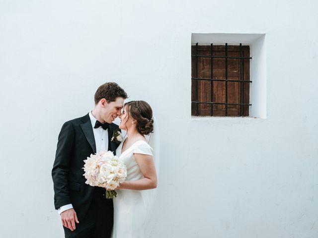 La boda de Rob y Siobhán en Altea, Alicante 113
