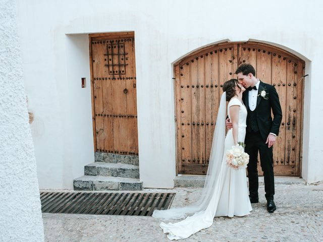 La boda de Rob y Siobhán en Altea, Alicante 117