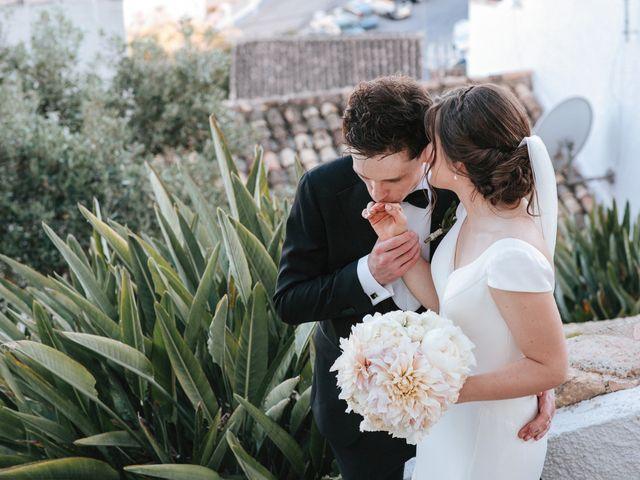 La boda de Rob y Siobhán en Altea, Alicante 121