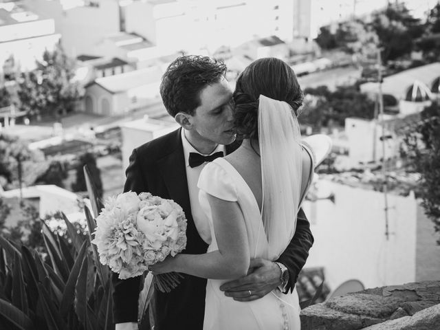 La boda de Rob y Siobhán en Altea, Alicante 122