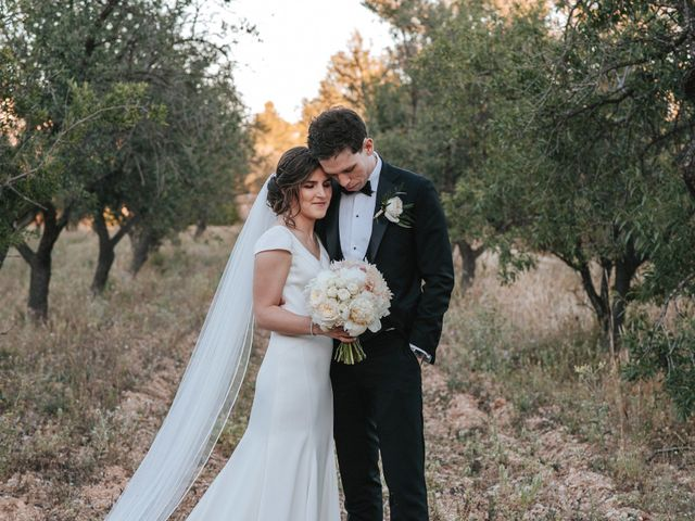 La boda de Rob y Siobhán en Altea, Alicante 124