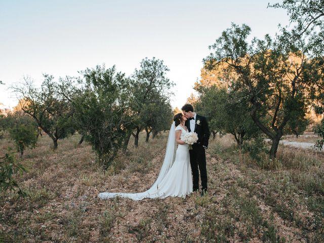 La boda de Rob y Siobhán en Altea, Alicante 125