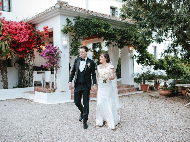 La boda de Rob y Siobhán en Altea, Alicante 126